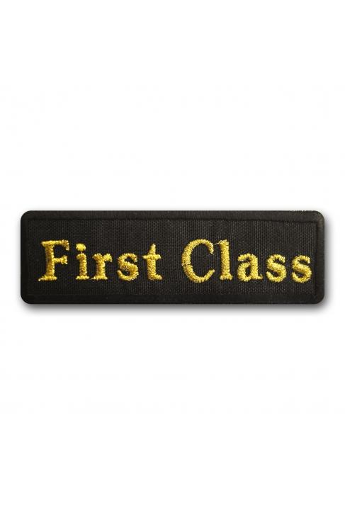 FIRST CLASS ARMASI SİYAH ZEMİN