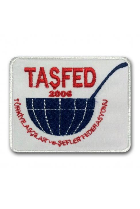 TAŞFED Türkiye Aşçılar ve Şefler Federasyonu Arması