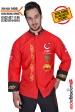 1406- UZMAN TURKISH CHEF AŞÇI CEKETİ isminizin nakış ile işlenmesi HEDİYE