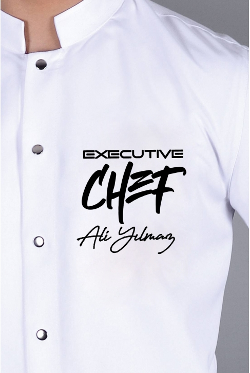 059- EXECUTIVE CHEF  ve İsminizi İşletin