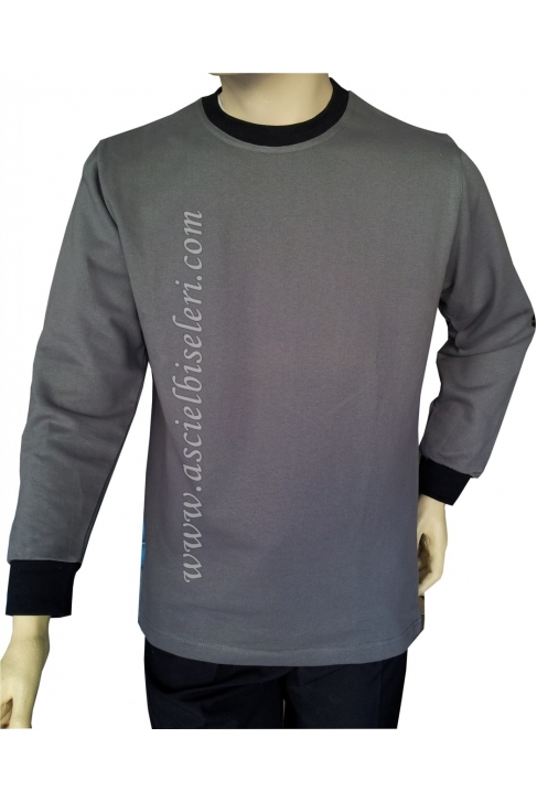 GRİ SWEAT SHIRT